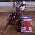 This event is a horse race with turns. The cowgirl's time begins as she rides her horse across the starting line in the arena. She makes a run around thee […]
